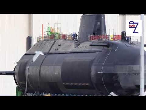 First look at Royal Navy's incredible new £1BILLION nuclear submarine HMS Audacious