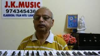 "Ondu Male Billu ""CHAKRAVARTI""kannada movie KEYBOARD song by VISWANATH LS"