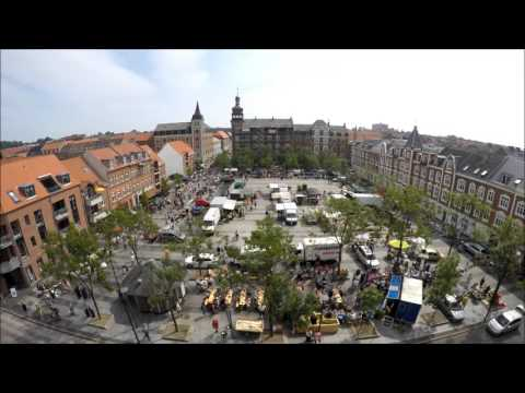 Fredericia Torv 2015 timeelapse HD
