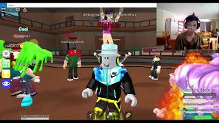 Angredsien960's Roblox adventures ep1 (on epic mini games with epic fails)