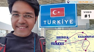 31 days in Turkey, Kazakhstan & Georgia