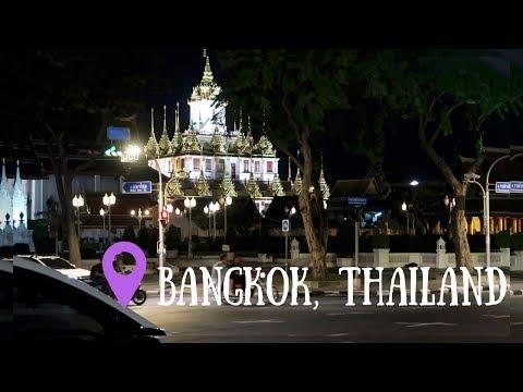 SOLO TRAVEL VLOG: I'M IN BANGKOK!!!!