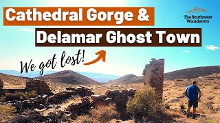 Cathedral Gorge & Delamar, Ghost Town Adventures