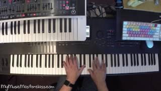 Jeff Lorber - Fusion Masterclass 1