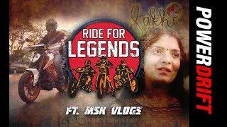 """Ride For Legends Ep.1: """"The Changemaker"""" ft. MSK Vlogs"""
