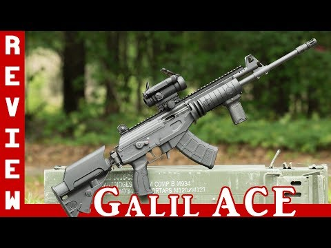 7.62x39mm Galil Ace Carbine Review