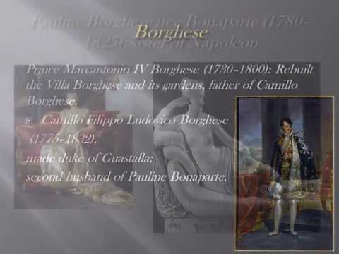 Borghese Legacy in Italy