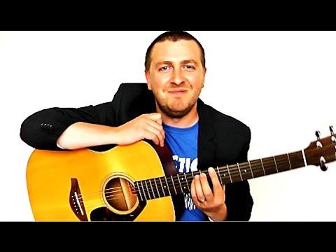 I'm a Mess - Easy Guitar Tutorial - Ed Sheeran - No Capo - Drue James