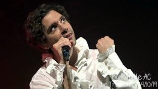 """Mika @ Paris, Le Trianon - """"Sanremo"""" - 04/10/19"""