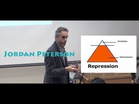 Jordan Peterson: Repression & other defense mechanisms
