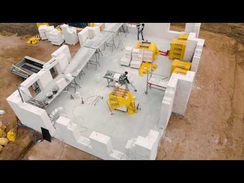 Ytong Energy+ Blocks.Two-storey House 400 M2