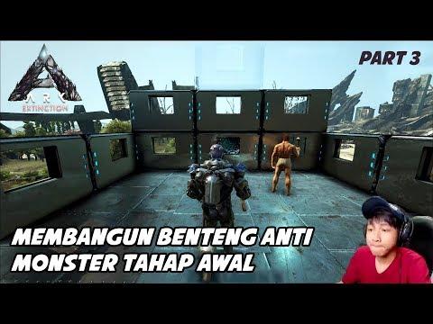 download ARK EXTINCTION #3 | EXPEDISI MENCARI TEMPAT STRATEGIS BUAT BANGUN RUMAH