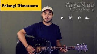 Chord Gampang (Pelangi Di Matamu - Jamrud) by Arya Nara (Tutorial Gitar) Untuk Pemula