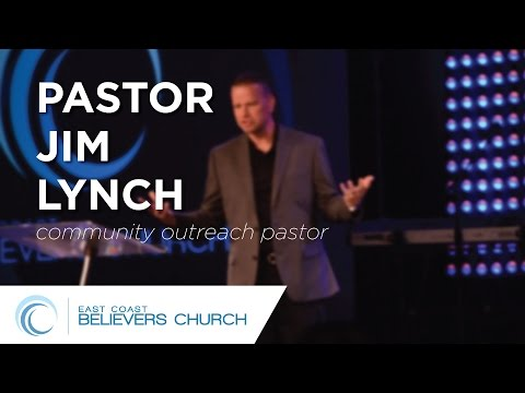 Guest Minister Jim Lynch