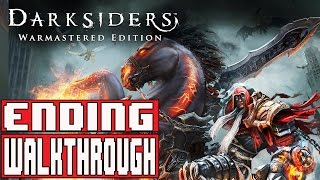 DARKSIDERS WARMASTERED EDITION Gameplay Walkthrough Part 3 Ending (1080p) - No Commentary