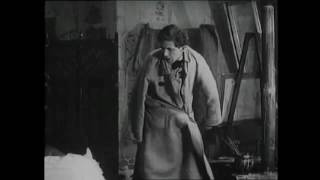 Первый русский фильм ужасов  - Портрет (1915 год)