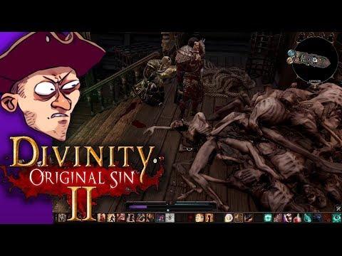 [Criken] Divinity Original Sin II :  Modded Boys Begin Act 3!