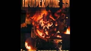 Thunderdome 99 Live Mix @ Heerenveen Buzz Fuzz vs Pavo