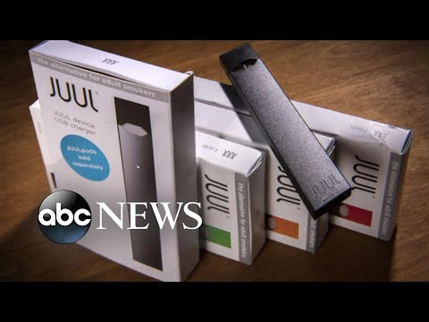 E-cigarettes could lead to lung irritation: Study l ABC News