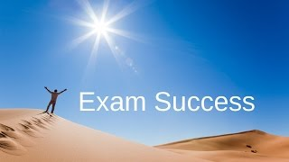 Exam Success Meditation - Stay Calm & deal with test taking nerves & anxiety