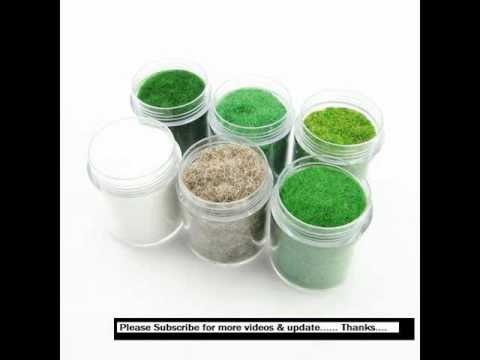Artificial grass craft ideas fake grass youtube for Faux grass for crafts