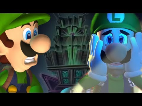 How To Make A PROPER Luigi's Mansion Sequel