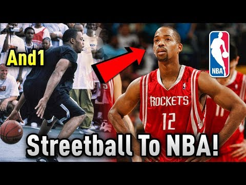 The And1 STREETBALL Basketball Player That MADE The NBA!