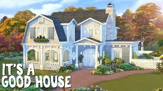 it-s-a-good-house-the-sims-4-speed-build
