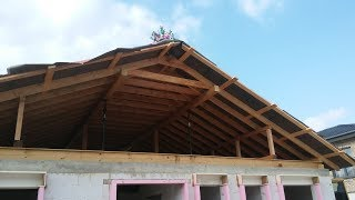 как дешево сделать крышу для частного дома