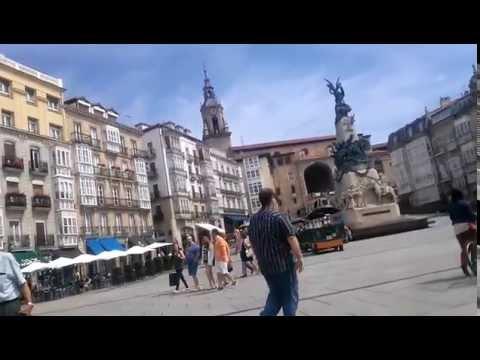 Vitoria-Gasteiz, capital of the Basque Country