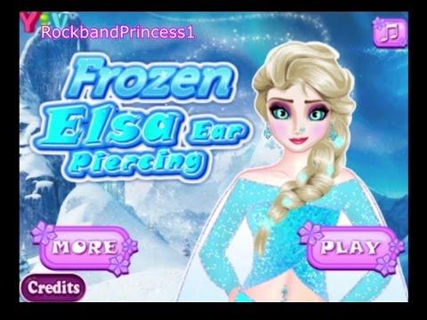 Elsa Online Spiele