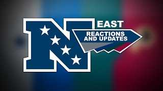 December 12th, 2017 - NFC East Reaction & Updates with Evan Thomas Mack thumbnail