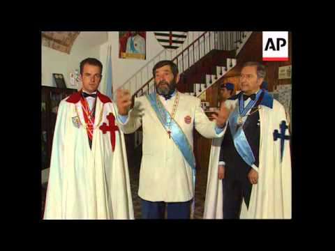 Italy-Small town of Seborga declares independence