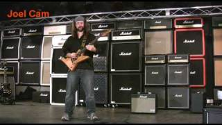 Inside Marshall Amplification - With Rob Chapman