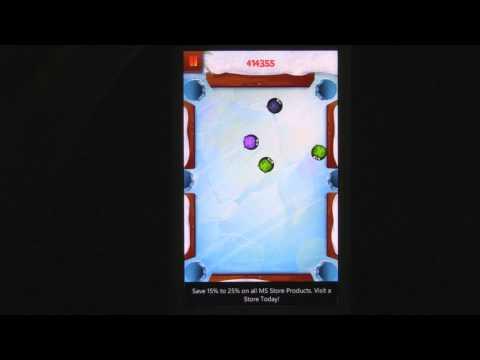 WP7 Game Review: De-BUGS Pool (WMPowerUser.com)