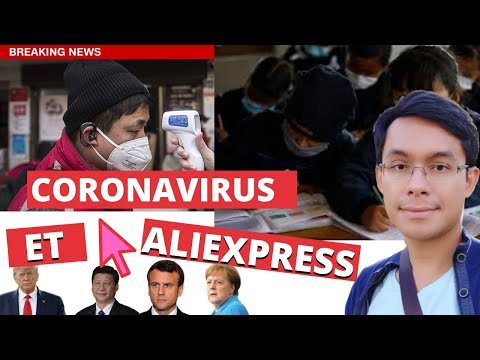 Coronavirus et Dropshipping Aliexpress - Risquez-vous de Contaminer vos Clients?