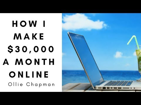 How I Make $30,000 A Month Online !!( Social Media Marketing, Affiliate Marketing , Personal Brand )