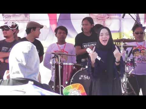 Nissa Sabyan Ya Habibal Qolbi Live Alun Alun Kebumen