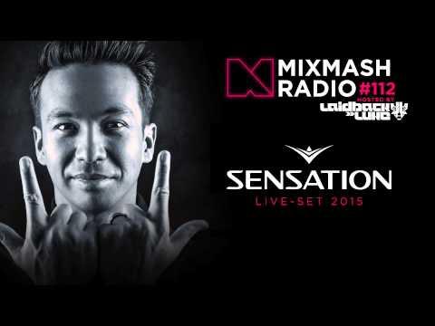 Laidback Luke presents: Mixmash Radio 112   Sensation Live set