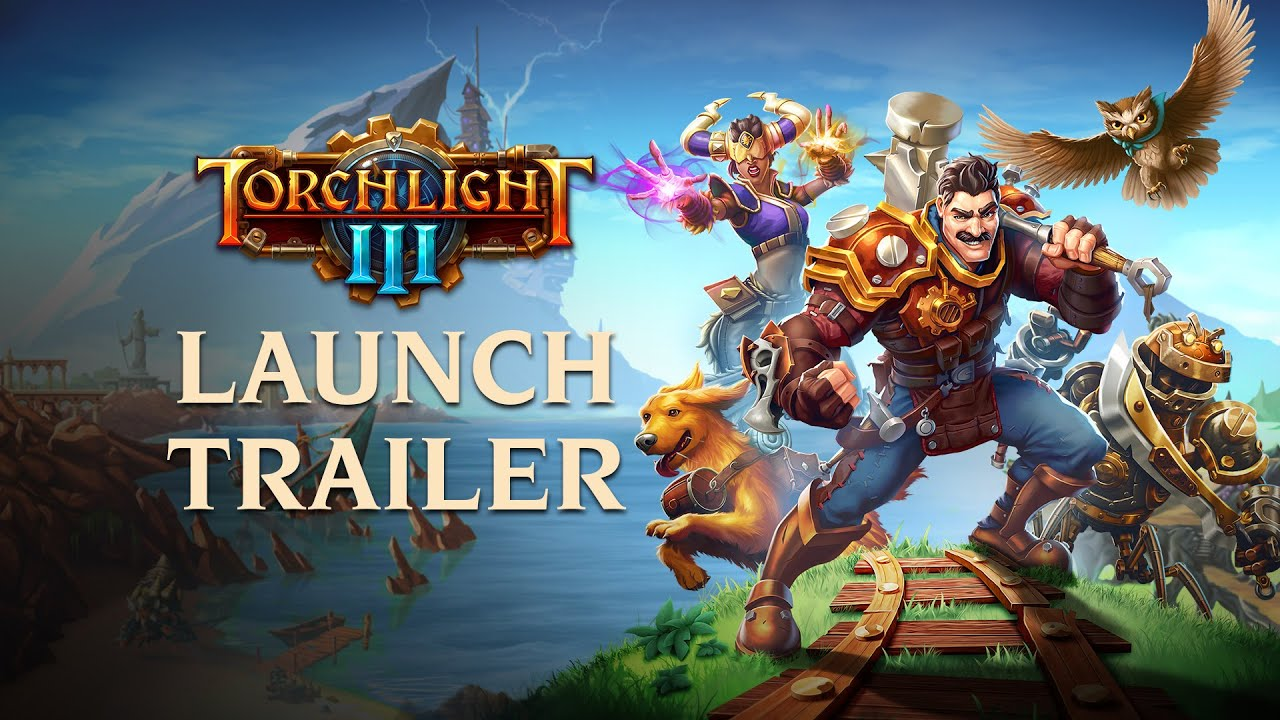 Torchlight 3: Spring Update Brings a New Class