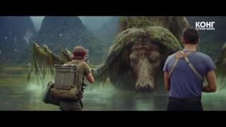 Кинг Конг  Остров черепа 2017 Обзор   Русский Трейлер 2