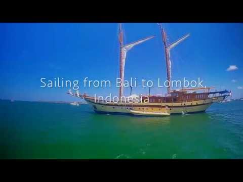 Sailing Indonesia: Bali to Lombok