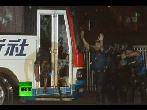 Manila Thriller Over: 8 hostages dead, gunman Mendoza killed in Philippines bus storm