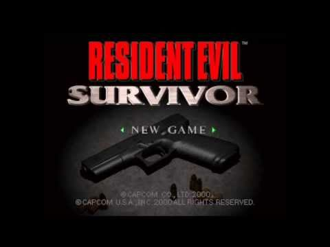Let's Play Resident Evil Survivor: Part 1
