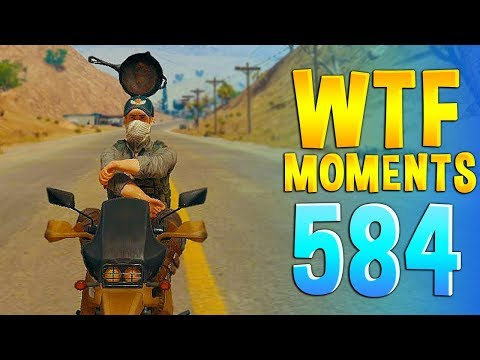 PUBG WTF Funny Daily Moments Highlights Ep 584