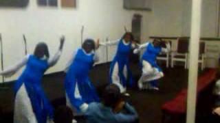 More than i can bear praise dance #2