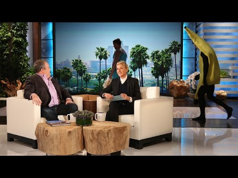 No More Scares for Eric Stonestreet - YouTube