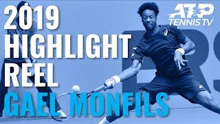 GaËl Monfils: 2019 Atp Highlight Reel