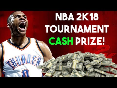 FIRST EVER NBA 2K18 Cash Prize Tournament! Practicing For NBA 2K League Commentating!