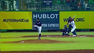 Highlights: Japan v Panama - U-15 Baseball World Cup 2018
